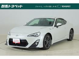 トヨタ 86 2.0 GT リミテッド ナビ 地デジ Bカメラ ETC エアロ
