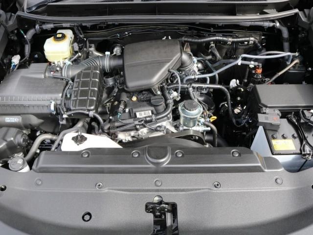 2.7ガソリンエンジン!