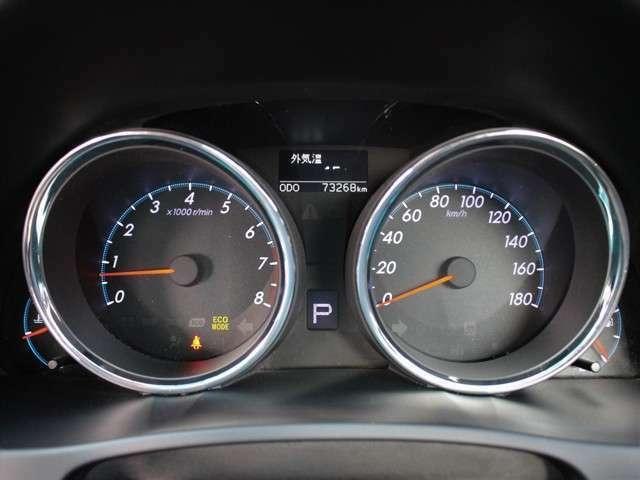 距離もまだまだ7.3万キロ!タイミングチェーン式のエンジンなので交換不要です★