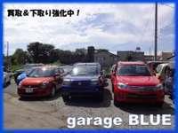 garage BLUE ガレージブルー null