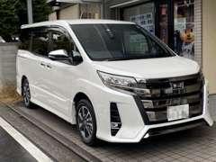 販売実績車両:令和2年12月新車販売車両NOAH特別仕様車