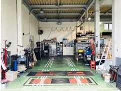 ポートアイランドSSは、その場で車検が通せる「指定整備工場」なので、ご予約を頂ければ、土日でも車検可能です!!