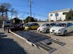 こだわりの仕上がった1台をご提供させて頂きます。国産・輸入車問わずお得なお車取り揃えております。