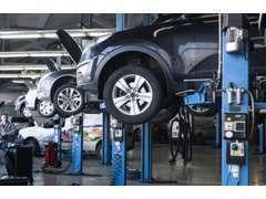国産・輸入車 車種に合わせた専門提携業者完備!メンテナンス・アフターを購入後もずっと対応致します!