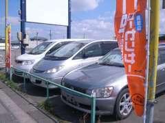お求めやすい軽自動車も多数取り揃えております(^_^)v