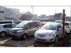 【自動車】各種普通車・軽自動車も取り扱いしております!希望のお車をお探しすることも可能ですのでお申し付けください!