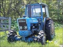 【取扱車両事例/農機具】FORD(フォード)6600-4WD/KUBOTA(クボタ) SR55/JHON DEERE(ジョン・ディア) 1630L