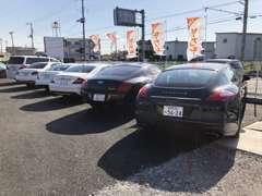 良い車を安く、経費を抑え良質で低価格にて厳選した車輌をご案内しております。バックオーダーも常時受付しております。