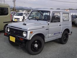 スズキ ジムニー 660 ワイルドウインド リミテッド 4WD ・純正アルミ・社外バンパー