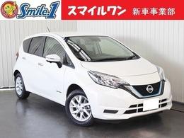 日産 ノート 1.2 e-POWER X 新車/装備10点付 7型ナビ ドラレコ