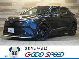トヨタ C-HR ハイブリッド 1.8 G モード ネロ 純正ナビTV シーケンシャル モデリスタ