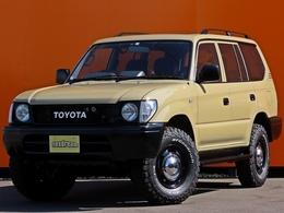 トヨタ ランドクルーザープラド 2.7 TX リミテッド 4WD 丸目 クラシック