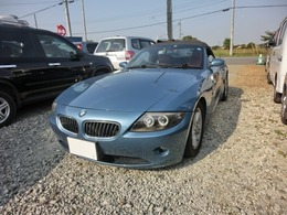 BMW Z4 ロードスター2.2i オープンカー ETC 検R2年8月