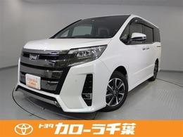 トヨタ ノア Si WxB 2 Bモニター メモリナビ フルセグTV