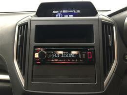 ◆社外CDデッキ(U310BT)(CD/Bluetooth/USB/AUX)◆もちろんナビの取付も可能!