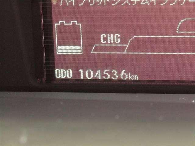 走行距離はおよそ105,000kmです☆★