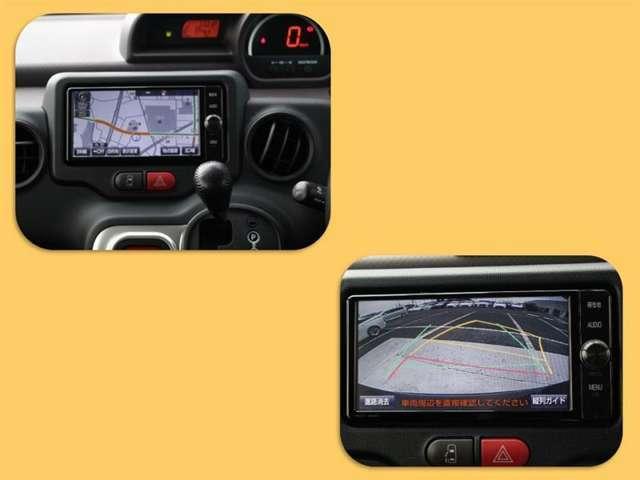 W66Tトヨタ純正7インチTコネクトナビ!TVはフルセグ!ブルートゥースオーディオ、CD、DVD再生、SDがお使いいただけます!バックモニターは後退時の安全確認に役立ちます!