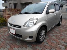 トヨタ パッソ 1.3 G キーレス CD アルミ ABS フロアマット