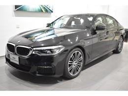 BMW 5シリーズ 523d Mスポーツ ディーゼルターボ 認定中古車保証付き
