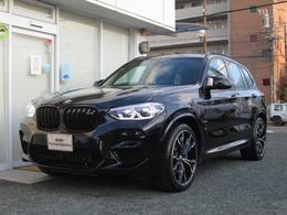 BMW X3 M コンペティション 4WD コンペティション パノラマサンルーフ