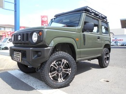 スズキ ジムニー 660 XG 4WD 3インチUP/16インチアルミ/ルーフキャリア