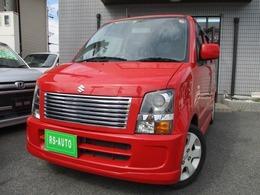 スズキ ワゴンR 660 FT-S リミテッド ターボ・ナビTV車検3年10月・純正HID
