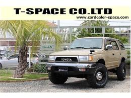 トヨタ ハイラックスサーフ 2.7 SSR-X Vセレクション 4WD 走行4.9Km ナローボディ リフトアップ