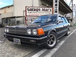 日産 セドリックワゴン GL改3.0ターボ 8名
