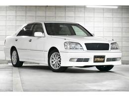 トヨタ クラウンアスリート 2.5 V 1JZツインターボ 本革 フルセグ 4席Pシート