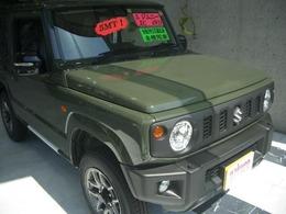 スズキ ジムニー 660 XC 4WD 令和3年3月届出済未使用車5MT