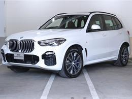 BMW X5 xドライブ 35d Mスポーツ 4WD 濃茶革 プラスP パノラマサンルーフ 20AW