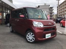 ダイハツ タント 660 X 純正ナビ・TV・パワスラ・スマートキー