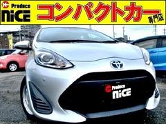 トヨタ アクア の中古車 1.5 L 大阪府高槻市 69.8万円