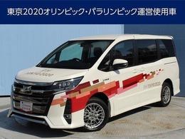 トヨタ ノア 1.8 ハイブリッド Si 東京2020ラッピング