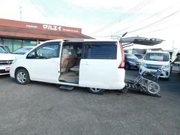 日産 セレナ 2.0 20S チェアキャブ スロープタイプ 車いす1名 送迎仕様 スローパー 電動スロープ サイドステップ