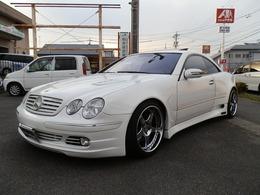 メルセデス・ベンツ CLクラス CL600 ワイドボディー・ローダウン