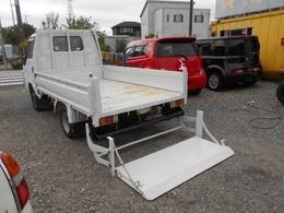 日産 バネットトラック 1.8 DX ダブルタイヤ アーム式パワーゲート 積載1000kg 5MT