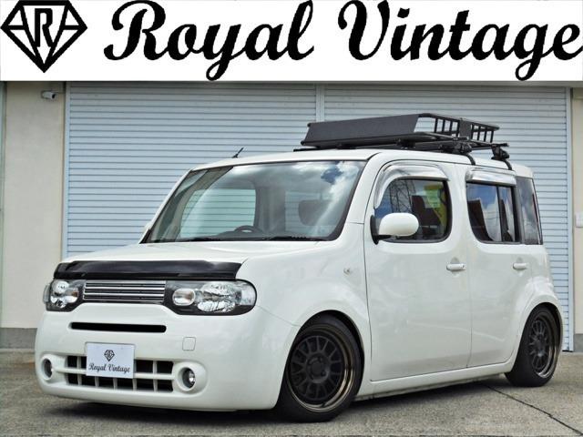 RoyalVintageではカスタムにも力を入れております!車のことなら何でもご相談にのりますので何なりとご相談ください!