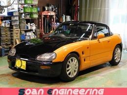 スズキ カプチーノ 660 検R5/1 ターボ 5速マニュアル ETC ナビ
