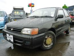 トヨタ スターレット 1.3 ソレイユ L キャン