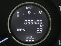 走行距離はおよそ59,000kmです。