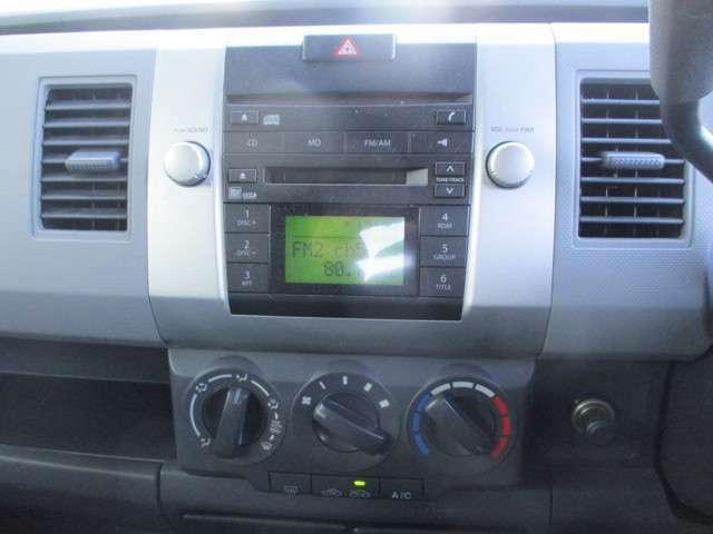 ◎純正CD・MD・ラジオ付き (注)オーディオ類は、現状(保証無し)となります。★リモコンミラー・エアバック装着車です。