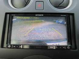 バックカメラも装備しておりますので、駐車の際もより安心ですね!