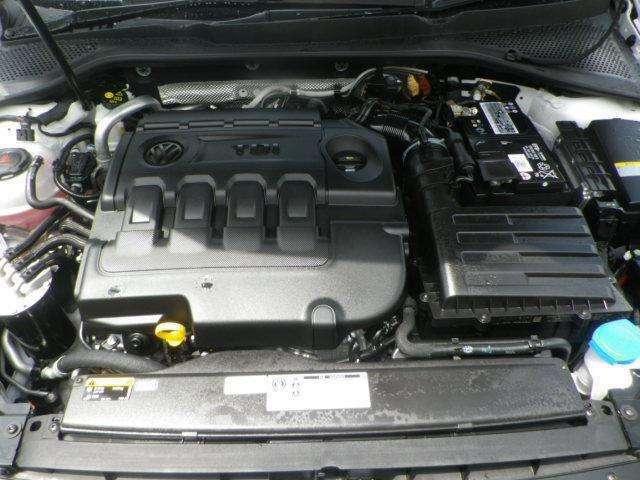 排気量は2000cc!燃費の良さと力強い走りが魅力のディーゼルエンジン「TDI」搭載!