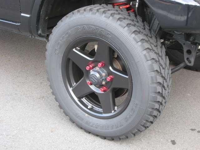 新品アルミホイール+195新品タイヤ!