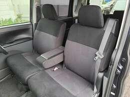 座り心地よい程よい硬さのシートが体を包んでくれます♪クッション性があり長距離の移動の際も疲れにくくなっております♪