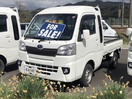 スバル サンバートラック 660 TC 三方開 4WD グランドキャブ フォグ キーレス CD付