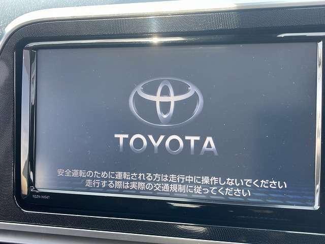 【純正SDナビ】Bluetoothオーディオや地デジTVの視聴も可能です☆高性能&多機能ナビでドライブも快適ですよ☆