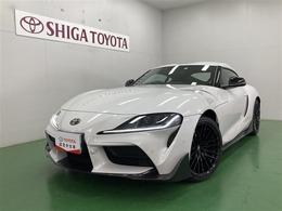 トヨタ スープラ 2.0 SZ-R 滋賀トヨタ大津店GRガレージ展示中