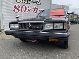 トヨタ マークIIセダン グランデ 純正5速マニュアル/前期角四灯